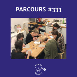 parcours 333 wanderhumanity